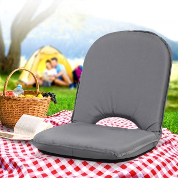 Camping Portable Recliner Beach Chair