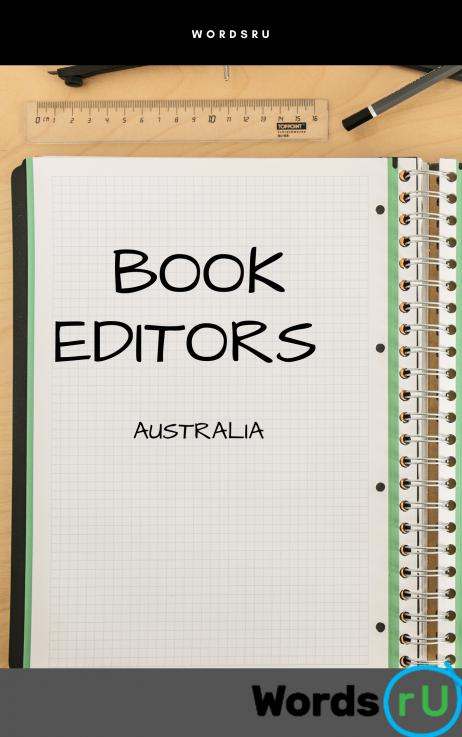 BOOK EDITORS AUS ...