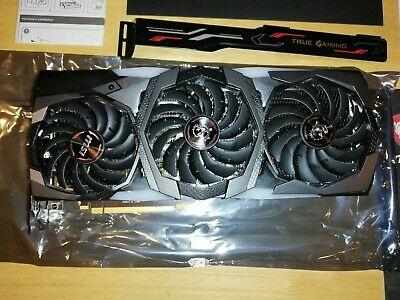 For sale MSI Rtx 2080Ti 11GB X Trio/ 10