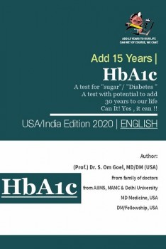 HbA1c-A test for diabetes.A test with po