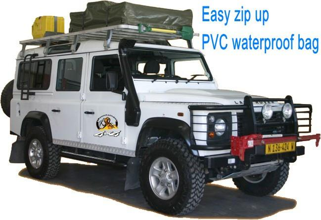 2.4m ROOF TOP TENT CAMPER TRAILER 4WD 4X