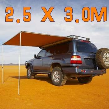 ANTENERGY 2.5m X 3.0m AWNING ROOF TOP TE