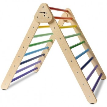 Get Wooden Pikler triangle
