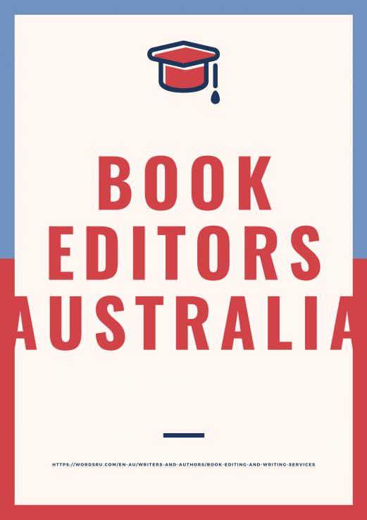 BOOK EDITOR AUST ...