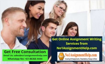 Get Online Assignment Writing Services from No1AssignmentHelp.com