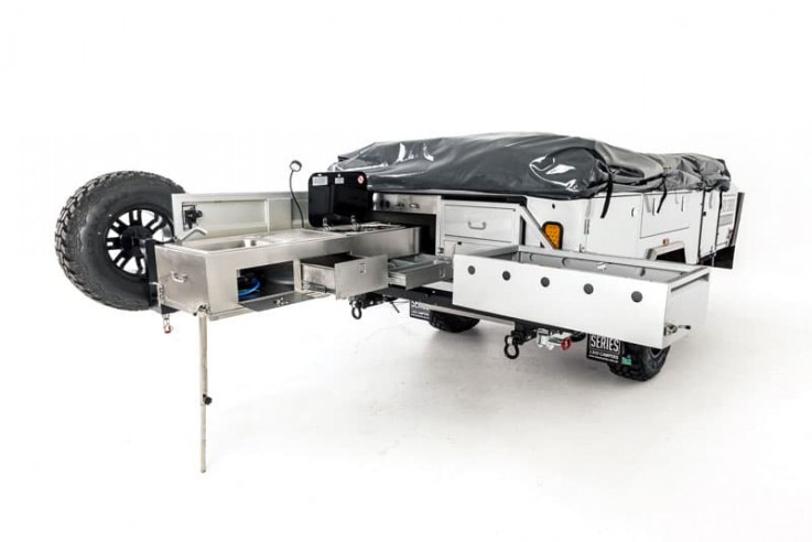 V4 DELTA CAMPER TRAILER - SOLD OUT