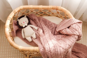 The cutest collection of baby blankets
