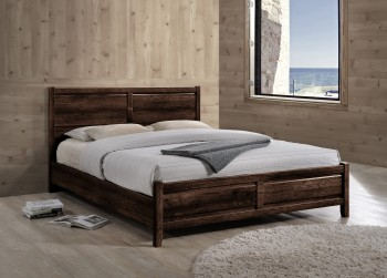 Alice Bed Queen Wenge Colour