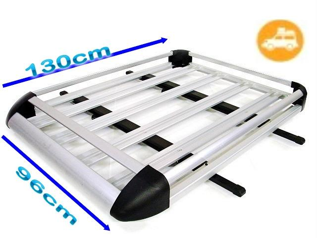 NEW 1.3m CAR 4WD ROOF RACK LUGGAGE CAGE