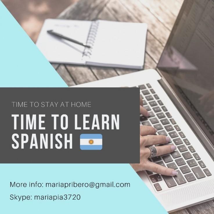 Spanish Lessons  ...