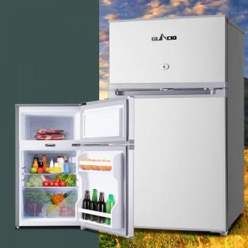 Glacio 90L Portable Bar Fridge Freezer