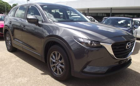 2017 Mazda CX-9 Sport FWD Auto Machine