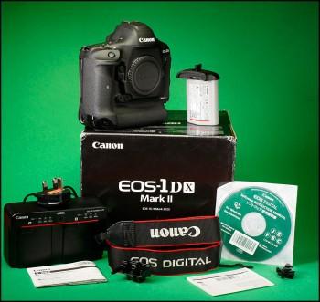 Canon EOS 1DX MK II  MK 2 Professional D