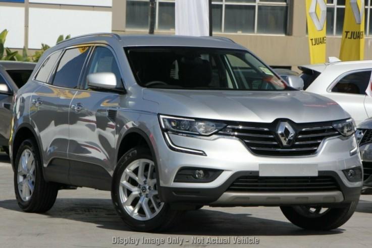 2017 Renault Koleos Zen