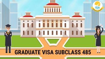 Apply For Subclass 485   Temporary Graduate Visa Subclass 485