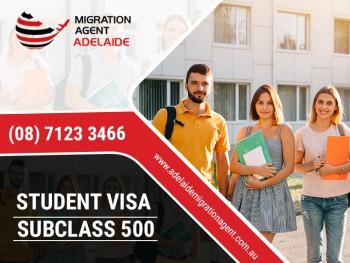 Subclass 500 Student Visa 500   Visa Agent Adelaide