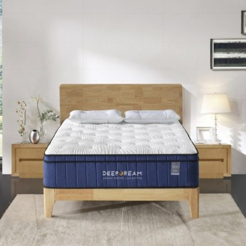 Cool Gel Memory Foam Mattress 5 Zone