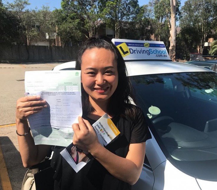 Reputed Driving School in Blacktown