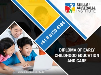 Searching for the best Adelaide college to study diploma in early childhood education?