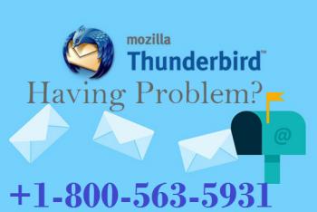 Mozilla Thunderbird service 800-563-5931