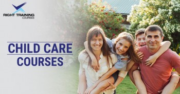 Join Child Care Courses Perth, to Learn how to Care Children