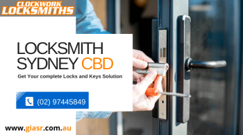 Trusted and affordable locksmith services in Sydney