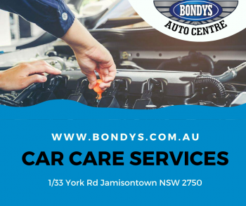 Most Reliable Car Service in Penrith - Bondy's Auto Centre