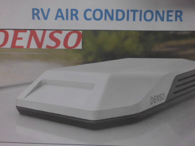 DENSO RT1 FOOF MOUNT AIR CONDITIONER