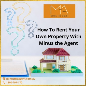 How To Rent Your Own Property With Minus