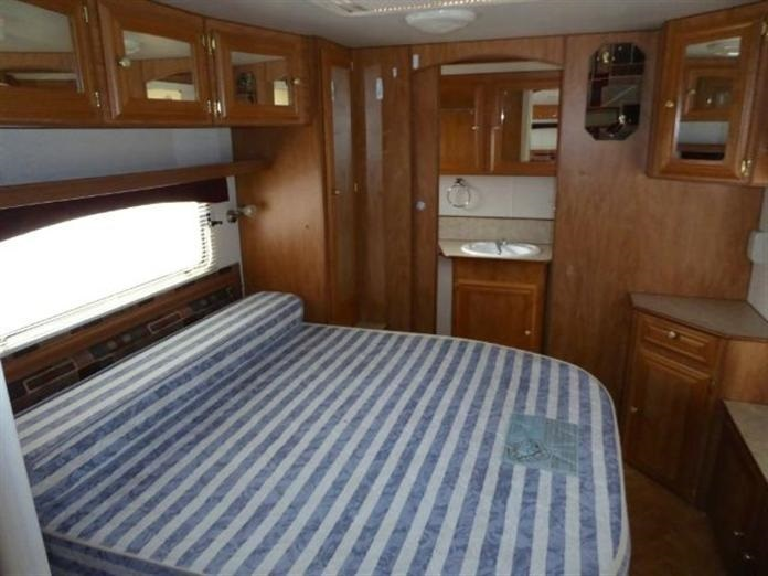 2006 COROMAL PRINCETON 752 CARAVAN