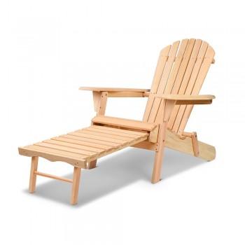 Gardeon Outdoor Furniture Sun Lounge