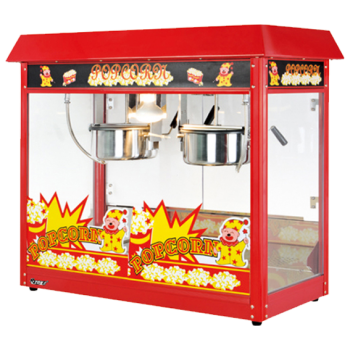 Get a Popcorn Machine and Enjoy Unlimited Popcorn on Your Movie Night!