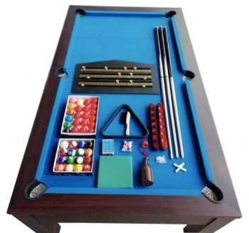 7FT POOL TABLE SNOOKER BILLIARD TABLE