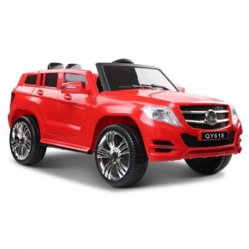 Rigo Kids Start Button Ride On Car – Red