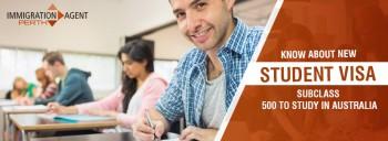 Student visa 500 requirements
