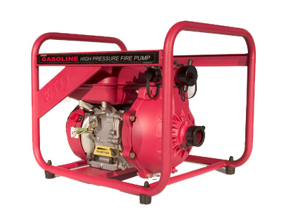 GENQUIP Twin Impeller Fire Fighting pump