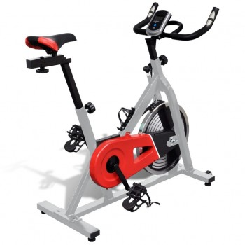 Training Exercise Bike with Pulse Sensor