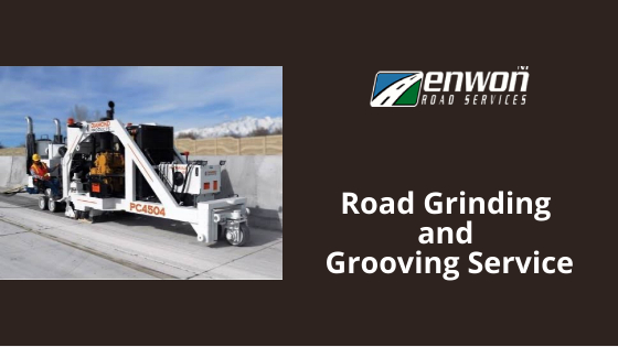 Road Grooving and Grinding Service in Sydney