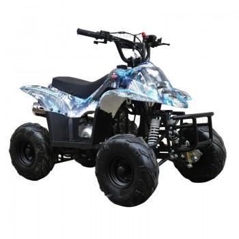 GMX 110cc Sports Quad Bike – Blue