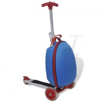 Scooter With Trolley Case For Children B