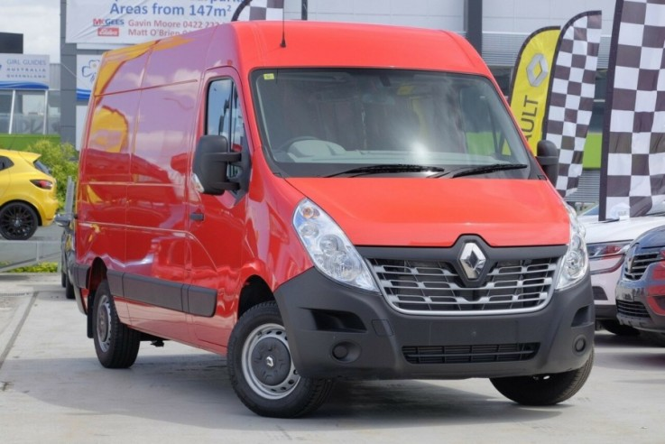 2016 Renault Master Van L2H2 Medium Whee