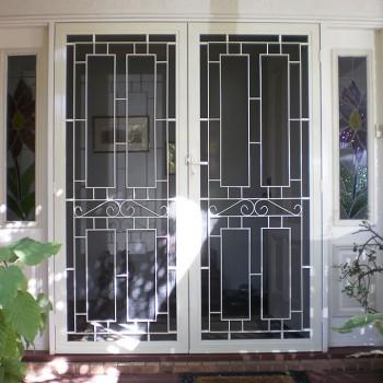 Buy Heritage Steel Security Doors in Gee