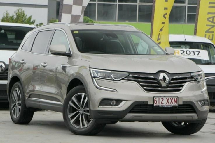 2017 Renault Koleos Intens X-tronic