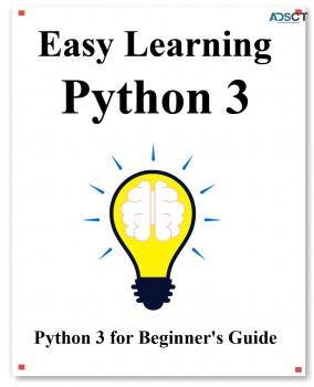 Easy Learning Python 3: Python for Begin