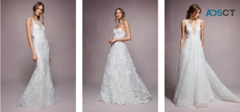 Wedding dresses and gowns shop