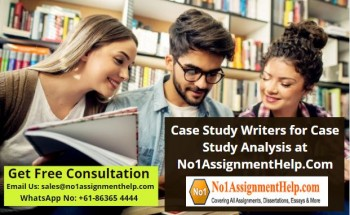 Case Study Writers for Case Study Analysis at No1AssignmentHelp.Com