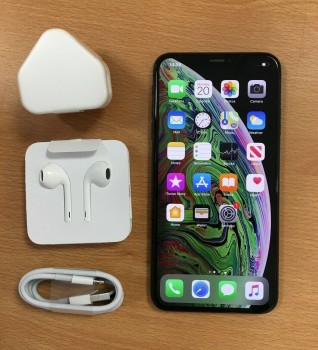 Apple iPhone XS Max - 512 GB  (unlocked)