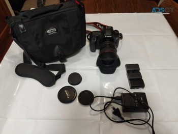 Canon 5d MKiii kits with lens