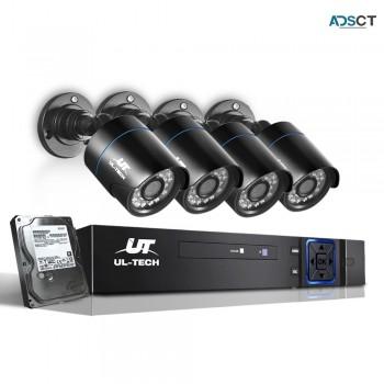 UL Tech 1080P 4 Channel HDMI CCTV