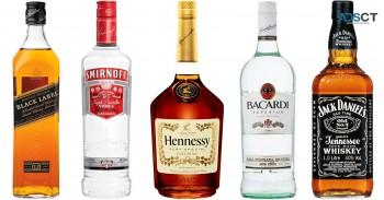 Online Liquor Store   Various Brands of